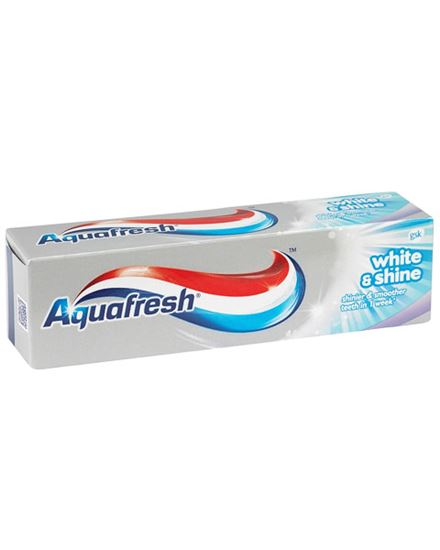 Bild på Aquafresh tandkräm - White + Shine (75 ml)