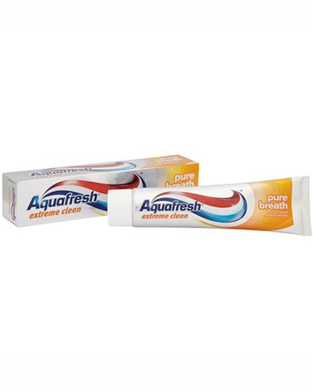 Bild på Aquafresh Tooth Paste - Extreme Clean pure (100 ml)