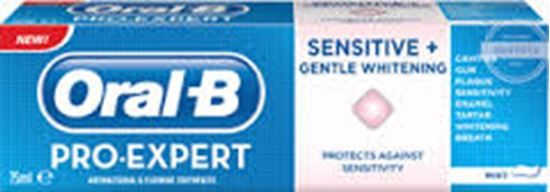 Bild på Oral-B Pro Expert Sensitive Tandkräm (75 ml)