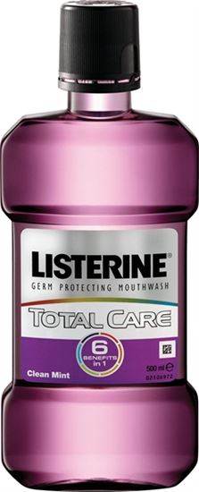 Bild på Listerine Total Care Munskölj 500 ml (1 st)