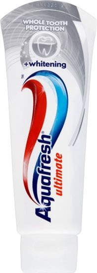 Bild på Aquafresh Ultimate Whitening Toothpaste