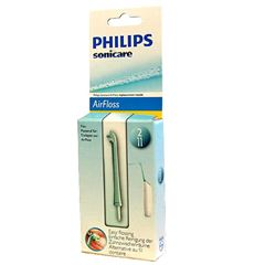 Bild på Philips Sonicare AirFloss Replacementheads (2 pcs)