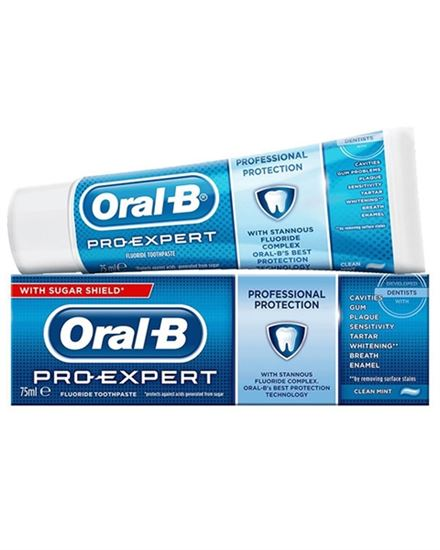 Bild på Oral-B Pro Expert Professional Protection Gentle Toothpaste (75ml.)