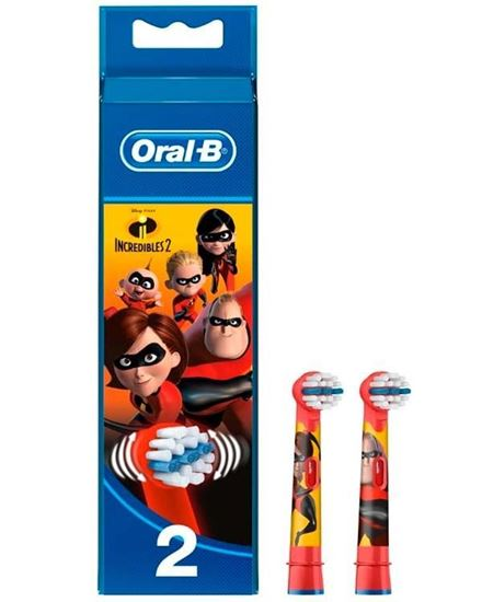 Bild på Oral-B Stages for kids with The Incredibles 2 (2 pcs)